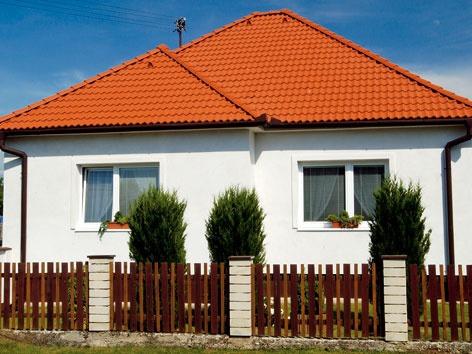 Výpočet střechy bramac