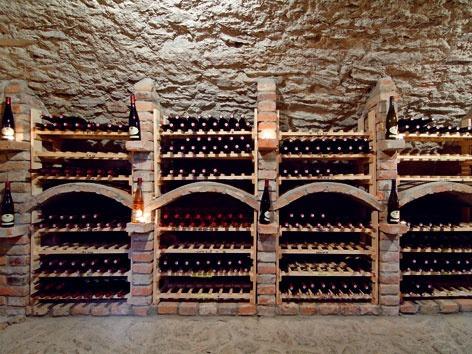Stavba pivnice na víno