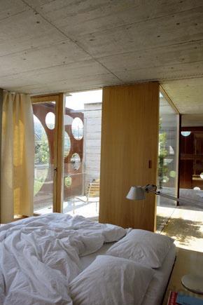 Malá veranda na poschodí,