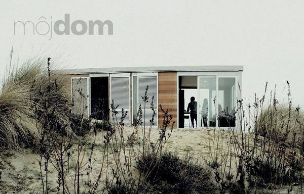 Mobilné domy - alternatívny