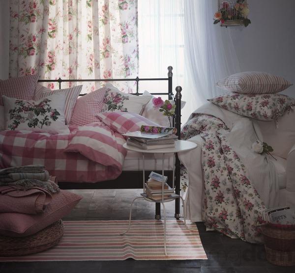 Textil zkolekcie Emmie inšpirovaný