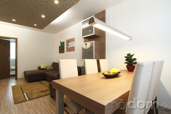 Nábytok vobývačke ajedálni