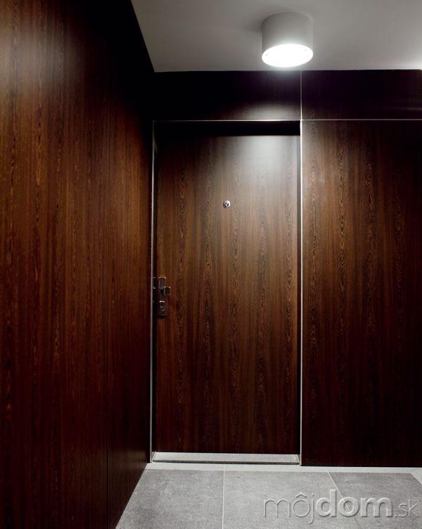 Bezpečnostné dvere Sherlock majú