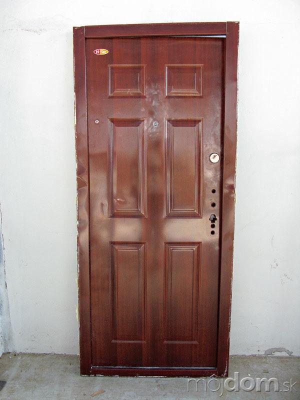 Šetriť na bezpečnostných dverách