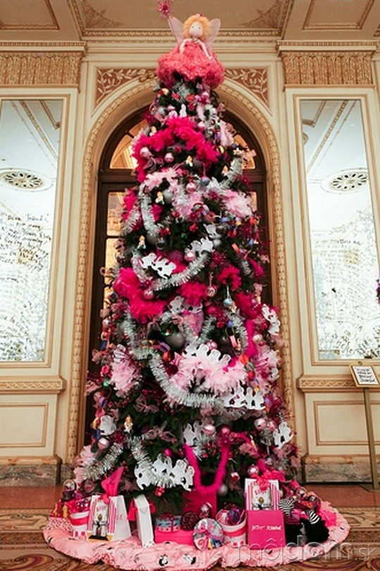 15 skvelých tipov, ako si ozdobiť vianočný stromček ...