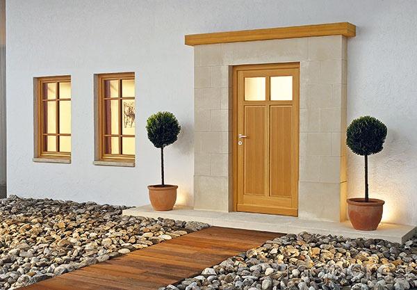 Drevené dvere Gablonz