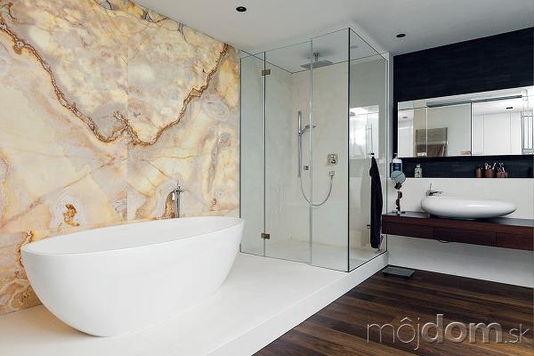 Pohľadovým magnetom vrodičovskej kúpeľni