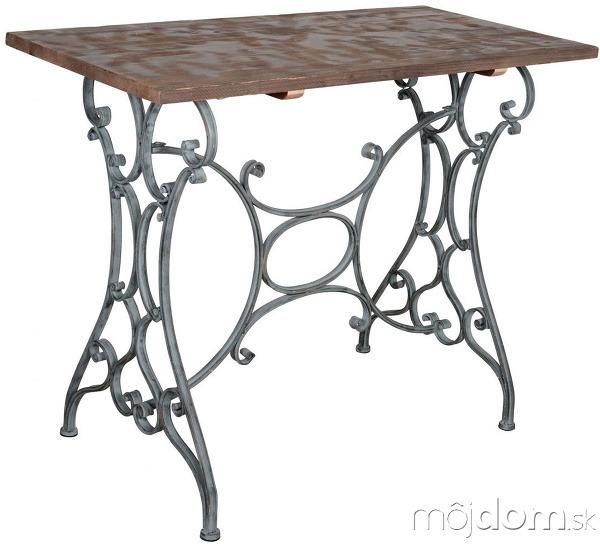 Kovový stôl Ib Laursen