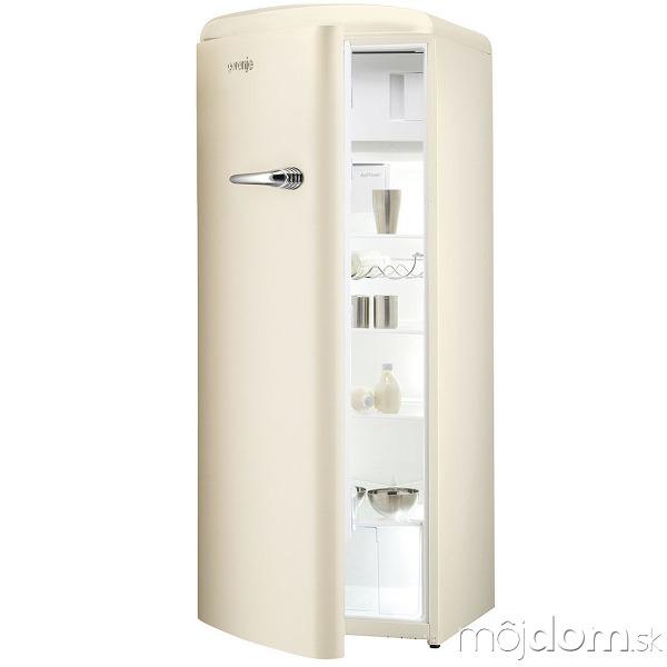 Retro chladnička Gorenje RB60299OC-L,
