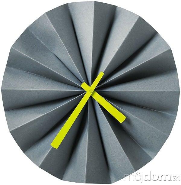 Hodiny Origami, priemer 35