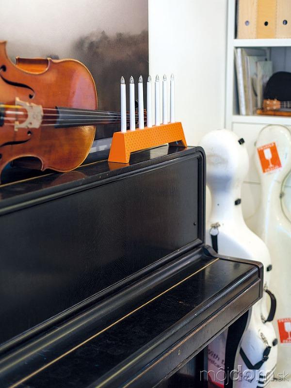 Skúšobni domáceho pána, violončelistu