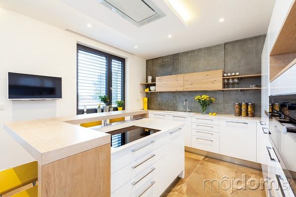 Originálna a nadčasová kuchyňa,