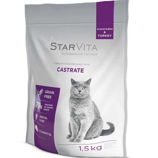 Holistické superprémiové krmivo STARVITA