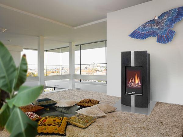 Teplo domova s plynovými