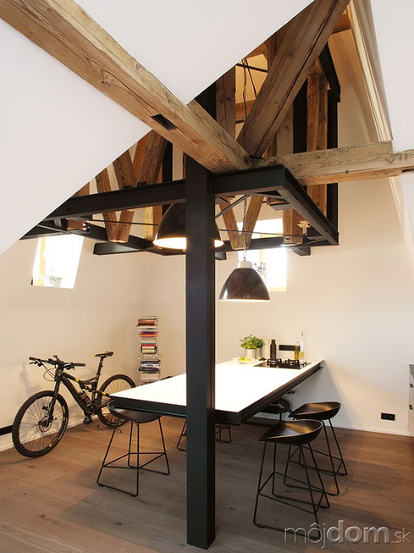 Veža nad kuchyňou, ktorá
