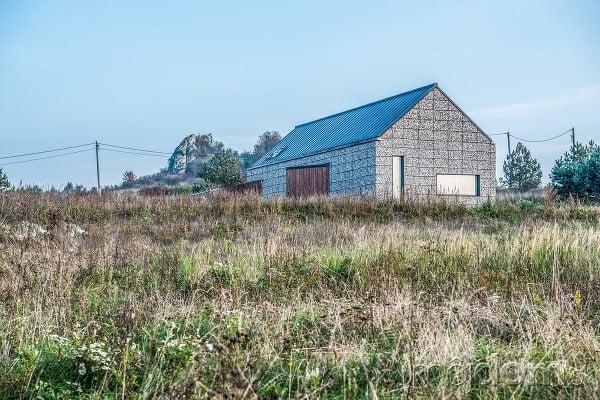 Nevídaný rodinný dom postavili