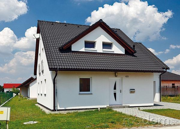 Tri domy pre tri