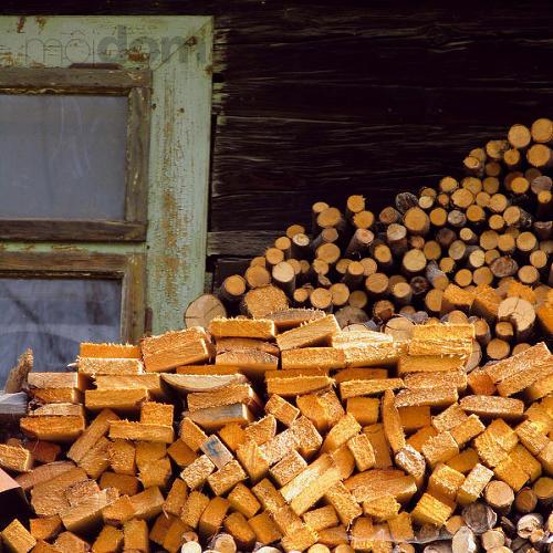 Moderný spôsob vykurovania drevom