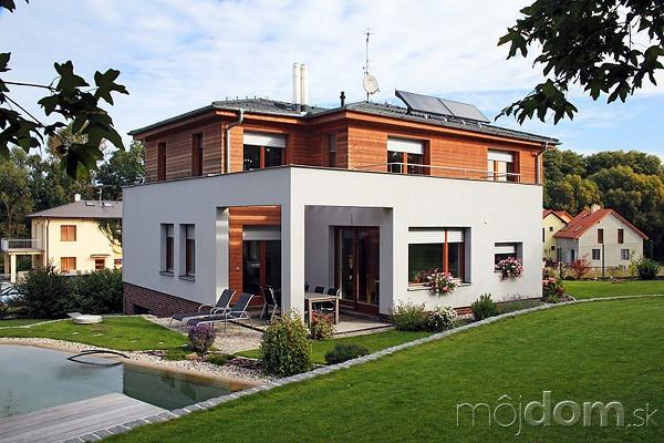 Rodinný dom neďaleko Kladna