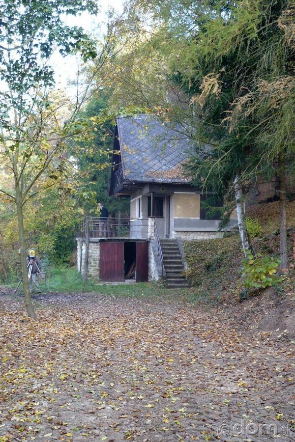 Staré letné sídlo v