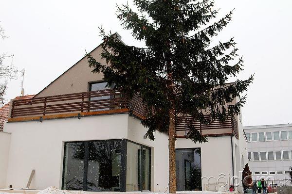 Totálna rekonštrukcia domu po