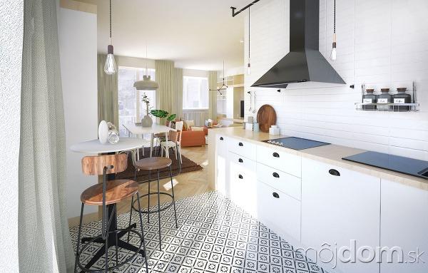 Čo s priechodnou kuchyňou