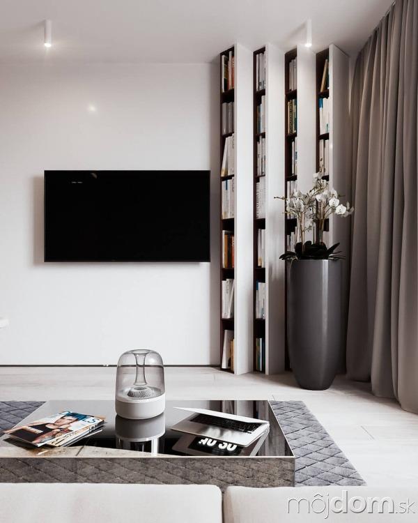 Očarujúci byt pre trojčlennú