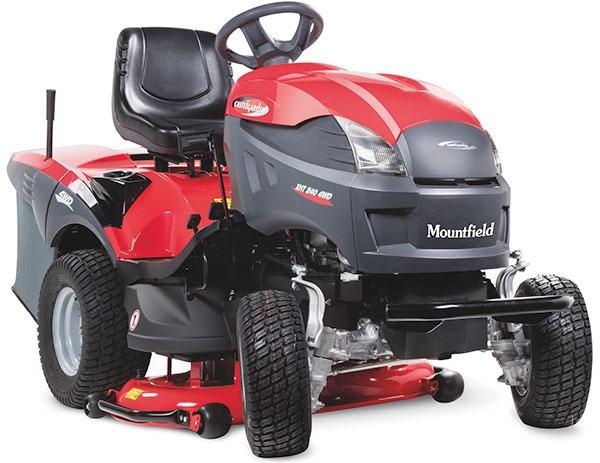 Záhradný traktor XHT 240