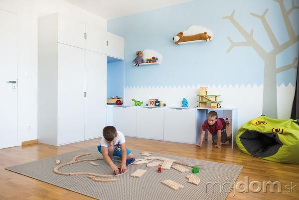 Obe detské izby sa