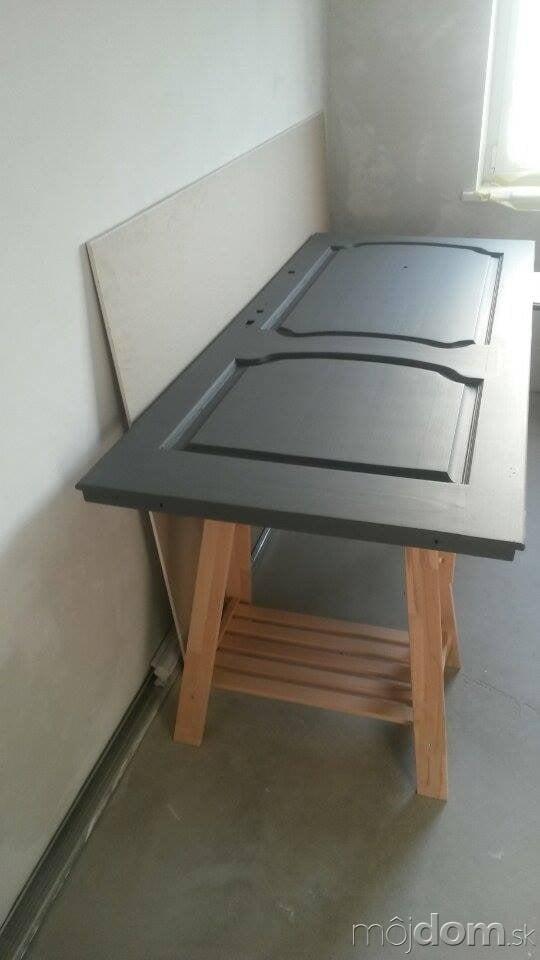 VÁŠ TIP: Stôl zo