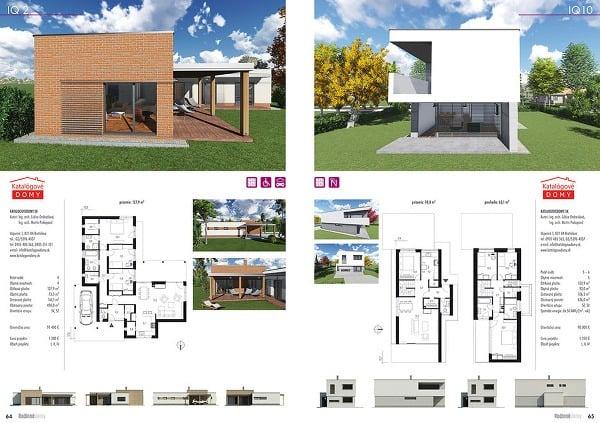 Rodinné domy jeseň/zima 2016