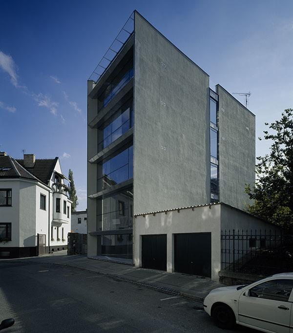 Architekt Zdeněk Fránek a