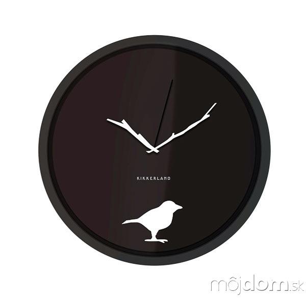 Nástenné hodiny Kikkerland Bird