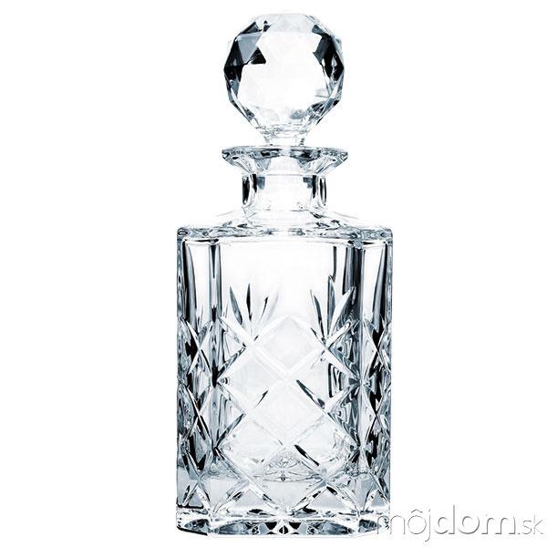 Krištáľová karafa Classic Crystal