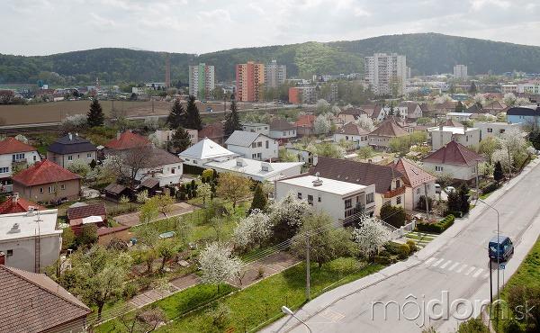 Nenápadný domček v Trenčíne
