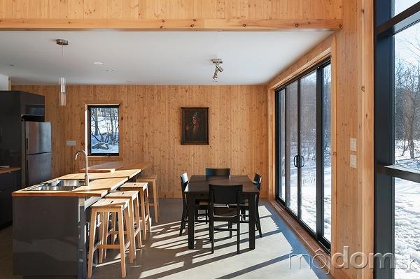 Dom pre mladého stolára: