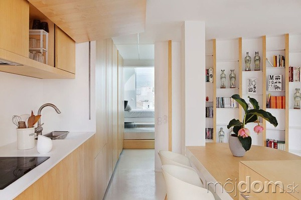 Nechcel minimalistický byt. Tak