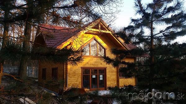Zrubový dom Guba