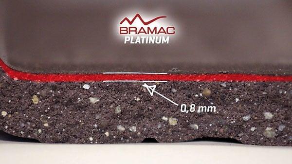 Minerálna škridla Bramac Platinum