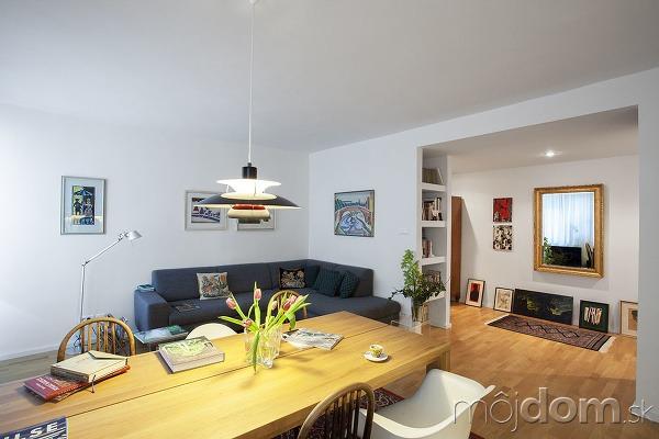 Úsporná rekonštrukcia 3-izbového bytu