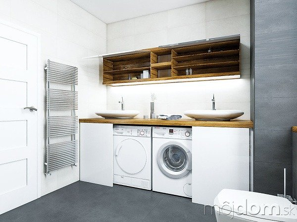 Práčka asušička sú šikovne