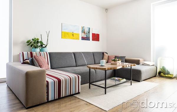 Obľúbený rozťahovací gauč sa