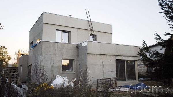 Murovaný dom bol pre