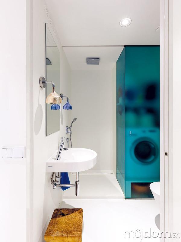 Čím menšia kúpeľňa, tým