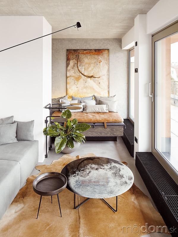 Všetky prvky v interiéri