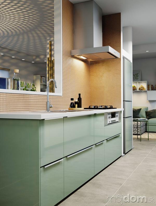 FAREBNÉ MOŽNOSTI kuchýň akuchynských