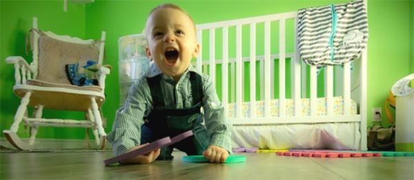Pozitívna energia v detskej