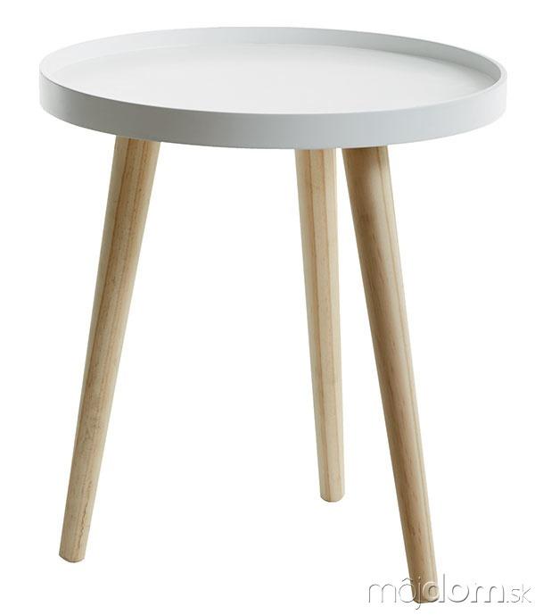 Servírovací stolík Bakkebjerg, priemer