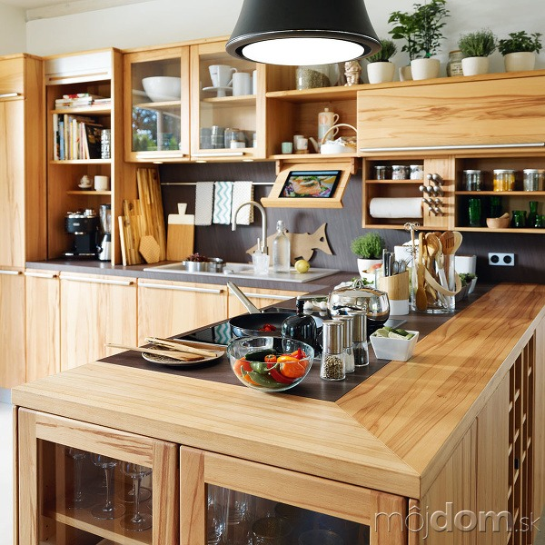 Kuchyňa Rondo pochádza z