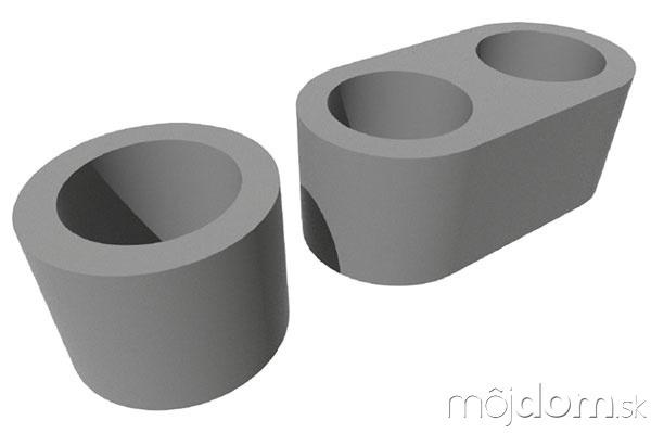 tvarovky RONDE BLOCK